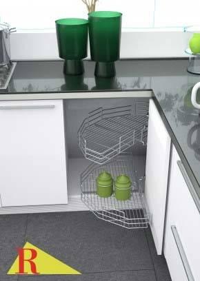 E winfatt cesti girevoli per base angolo - Base angolo cucina ...